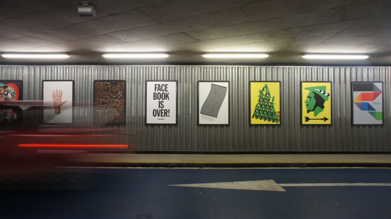 Parking garage gallery