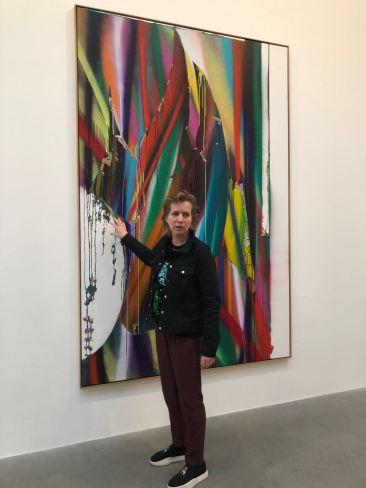 Katharina Grosse exhibition
