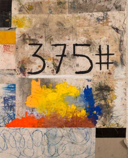 Oscar Murillo - The mistake room exhibition