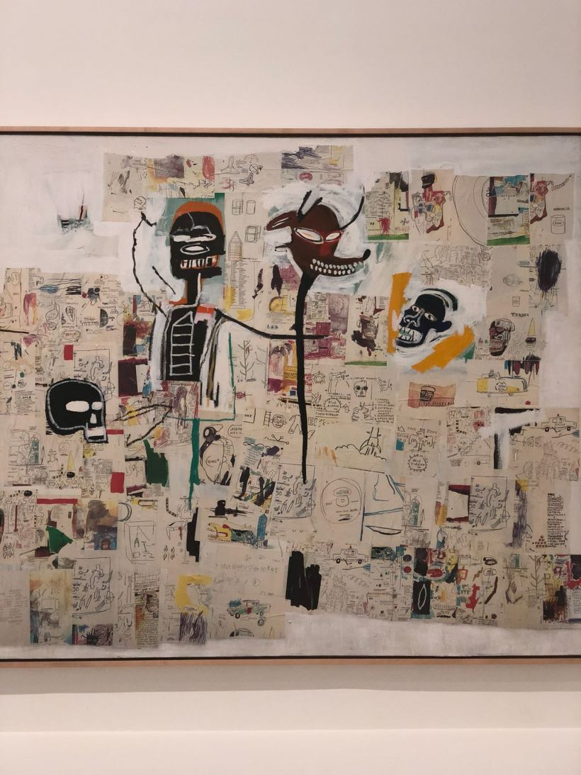 Jean-Michel Basquiat - Peter and the wolf